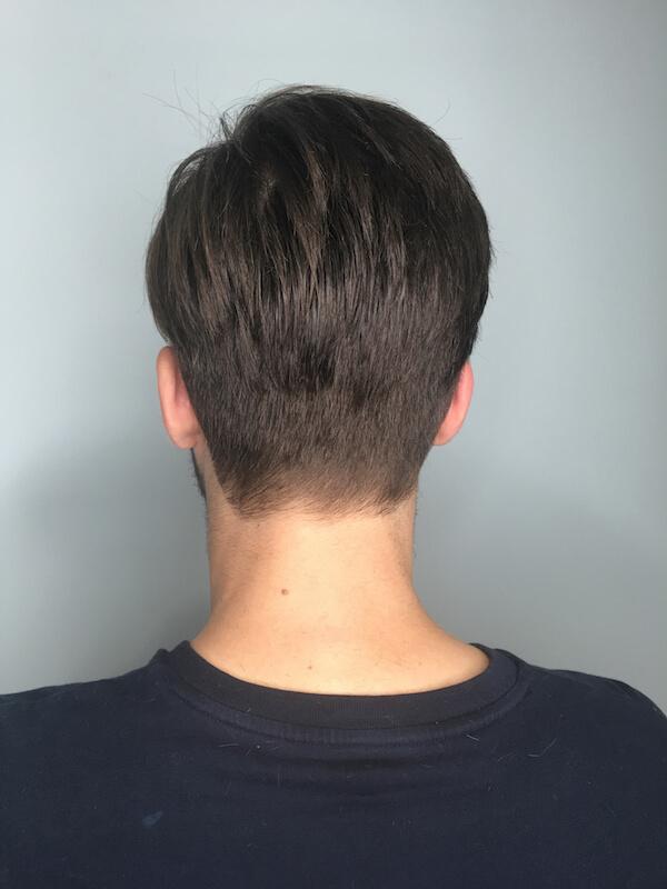 mens haircuts by jamie at metamorphosis