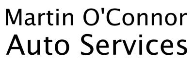 Martin O'Connor Auto Services
