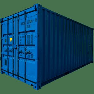 Boedel opslag / Container opslag 20FT