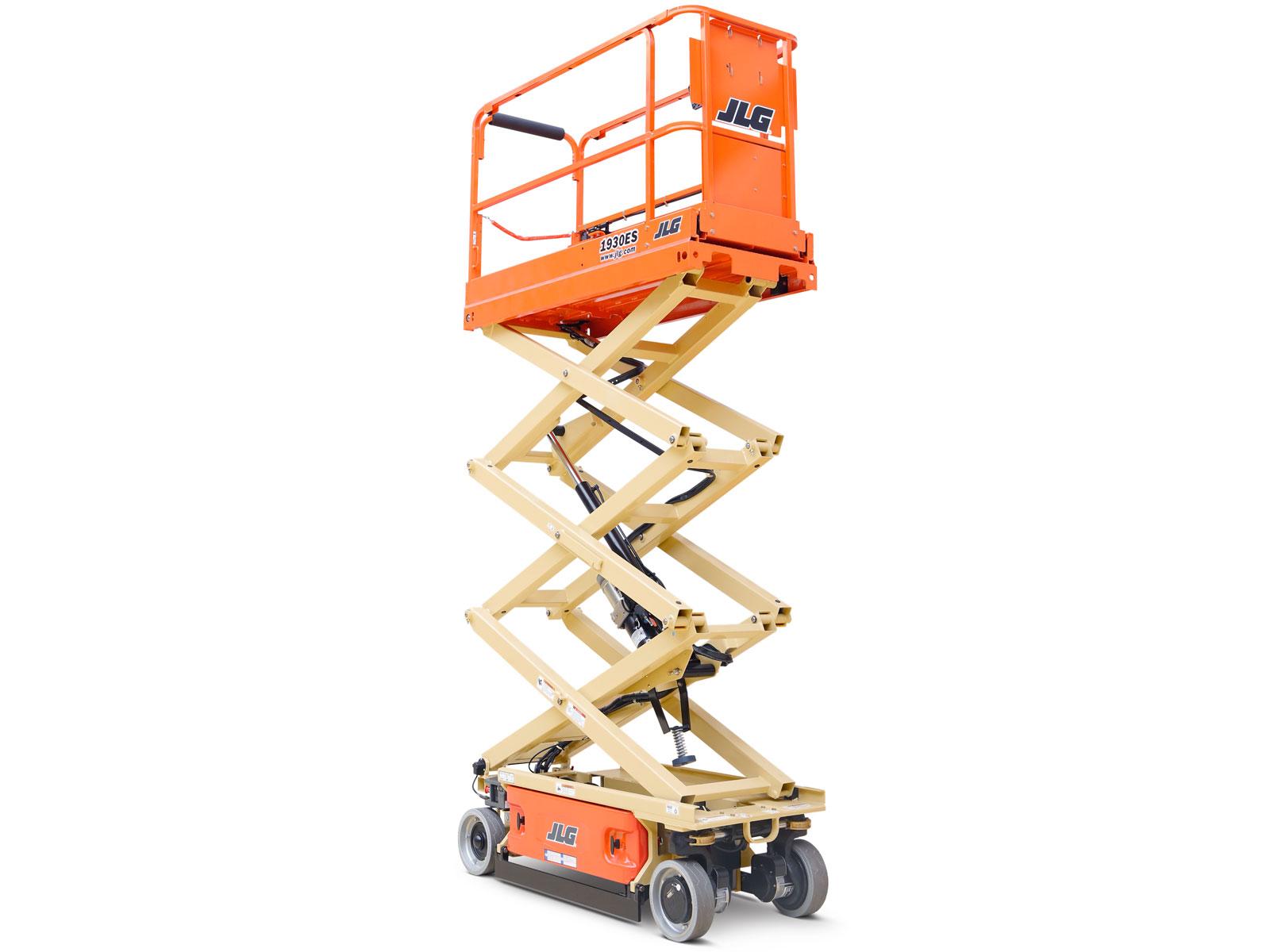 Schaarhoogwerker 7,7 meter accu