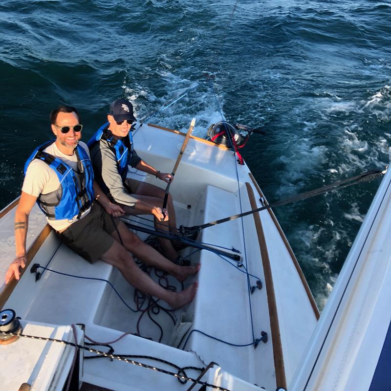 GPYC Student Adult Sailors