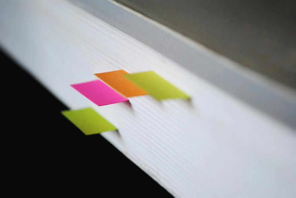 June's bookmarks