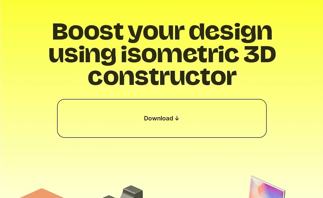 Isometrica 3D Constructor