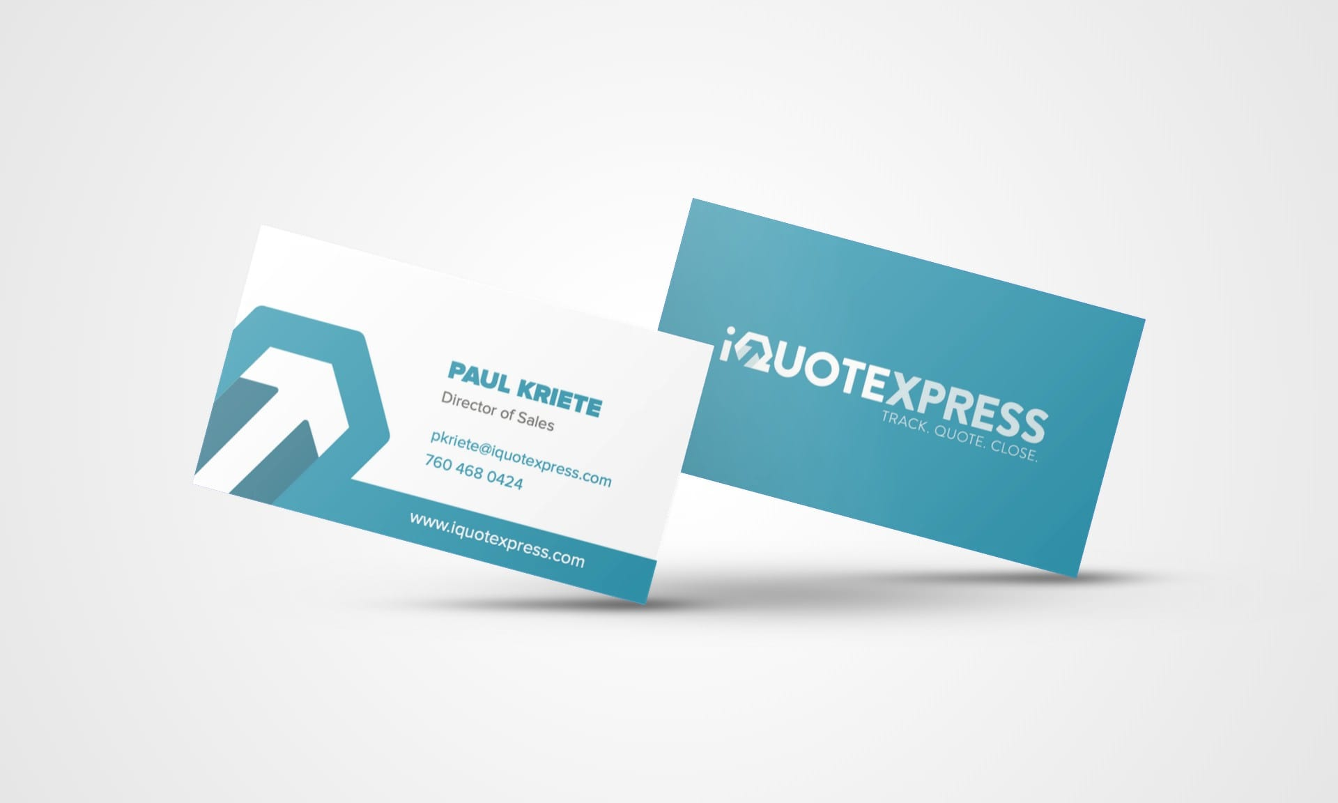 IQX business cards