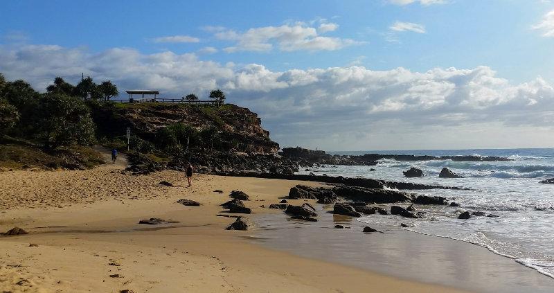 Point Arkwright Sunshine Coast
