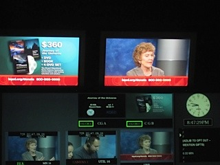 Photos from the August 2011 KQED Pledge Drive
