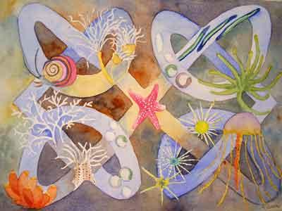 Mary Coelhos New Universe Story Artwork