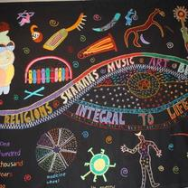 Kopanang Universe Canticle Tapestries