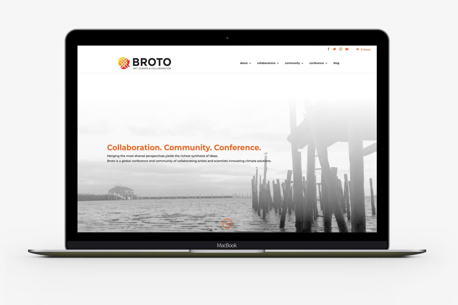 Broto by Narrow Land