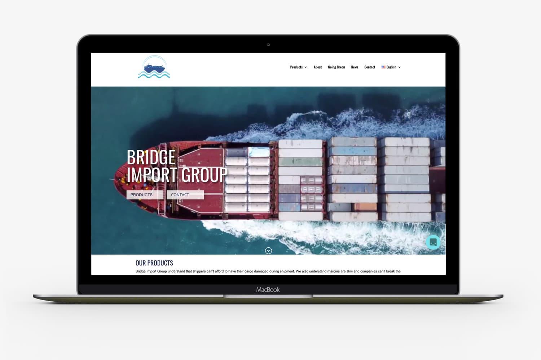 Bridge Import Group by Narrow Land