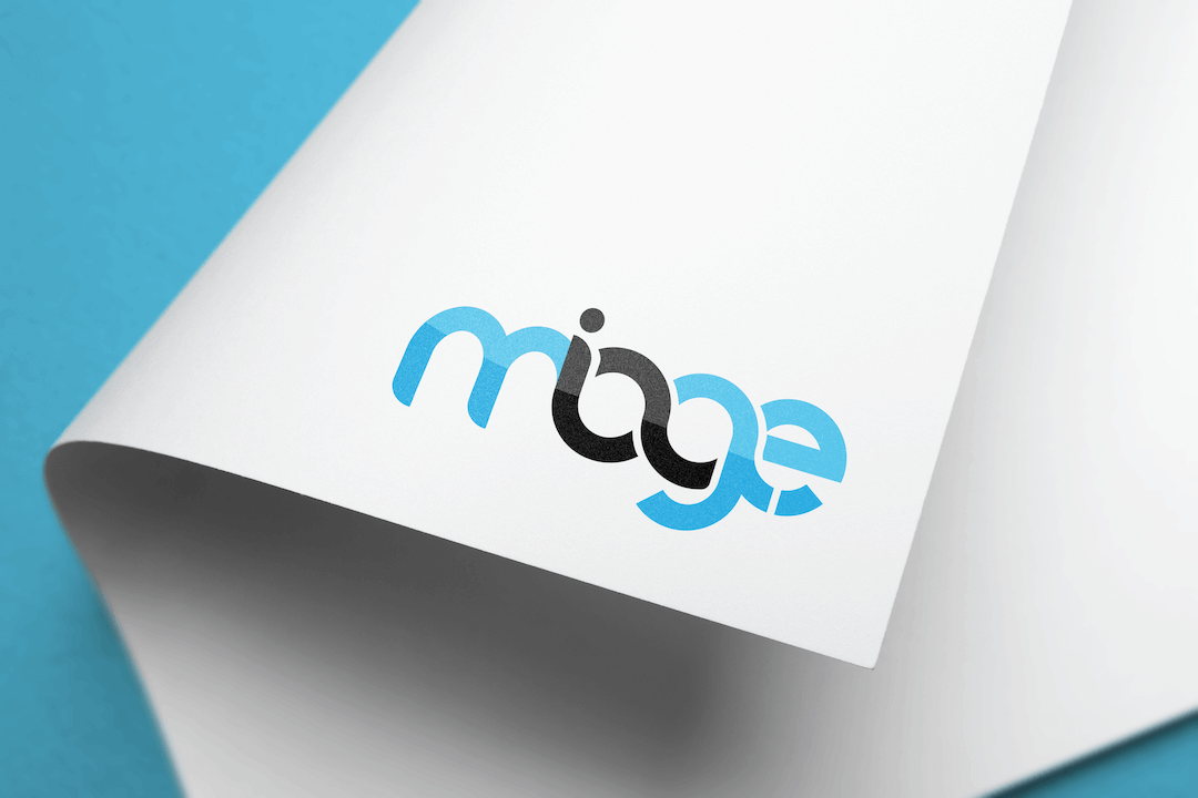 Création d'un logotype pour Miage-conseil.fr