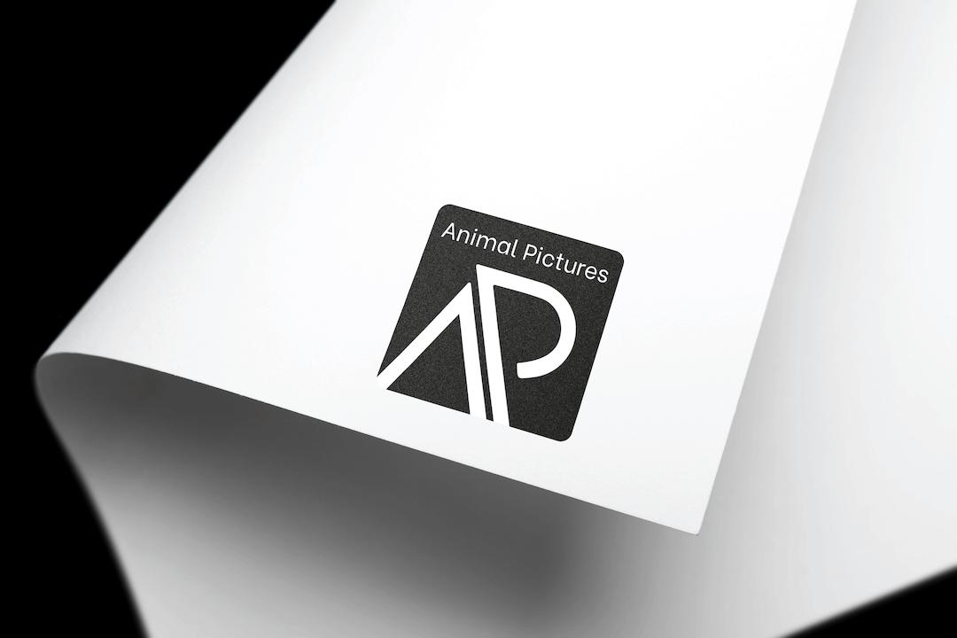 Création d'un logotype pour Animal Pictures
