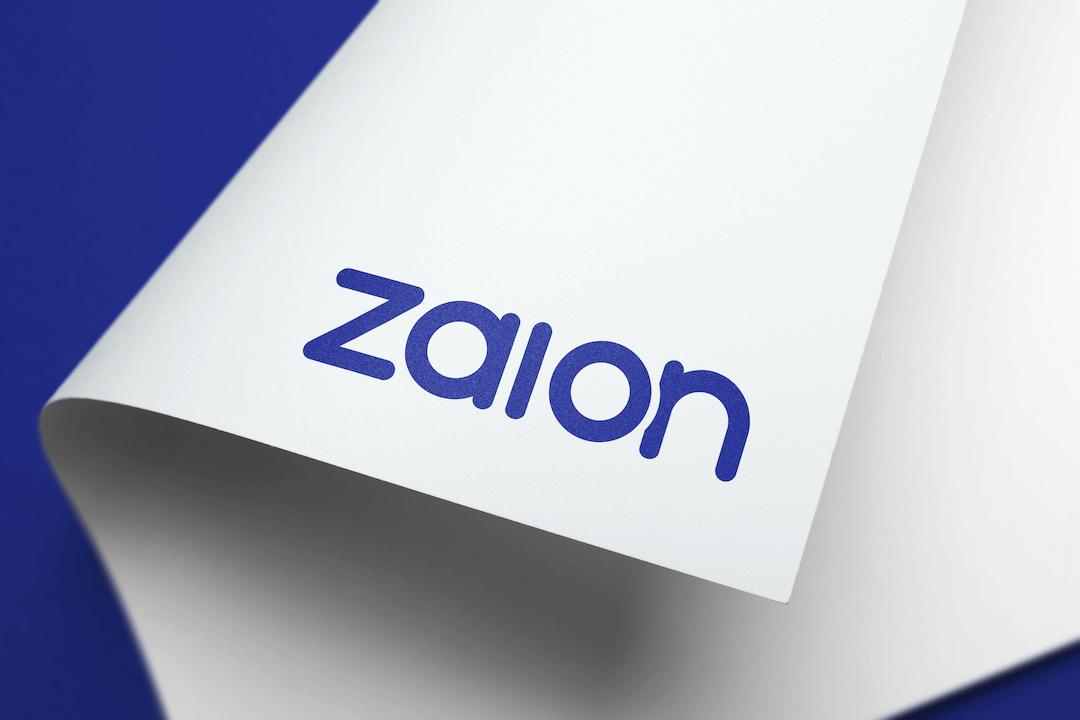 Création d'un logotype pour Zaion