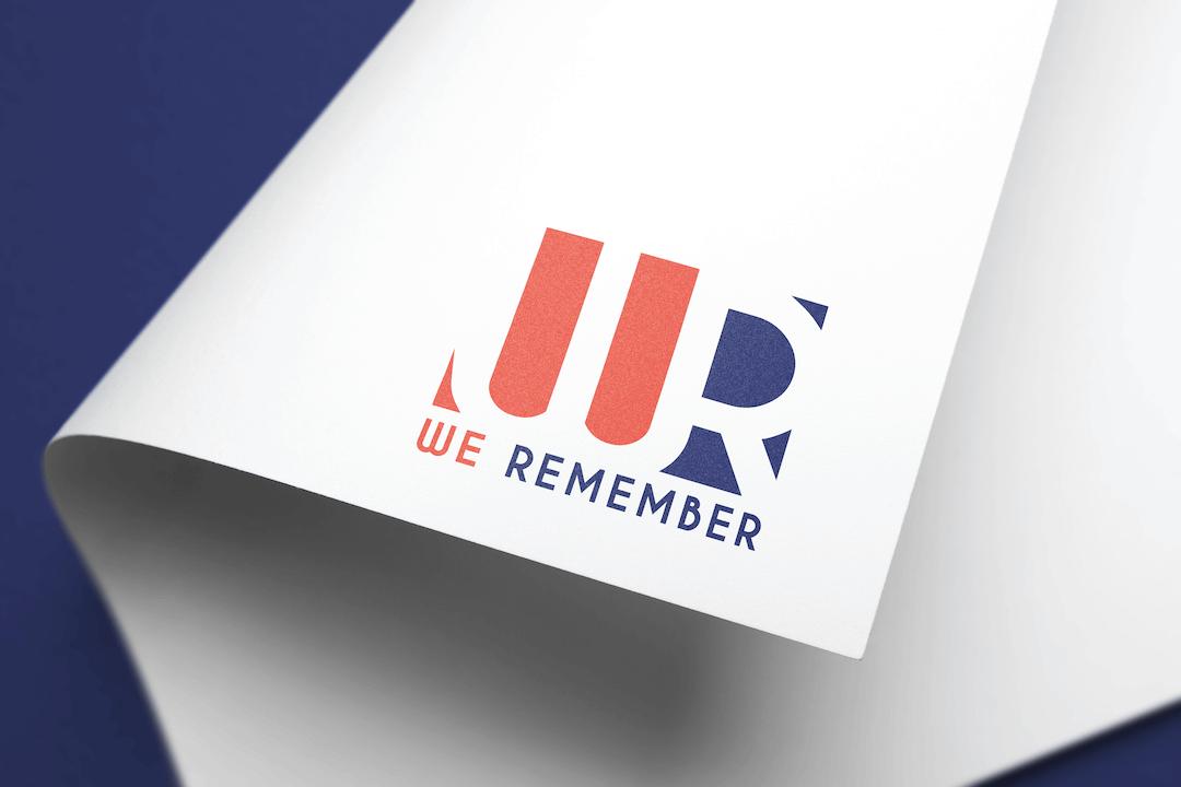 Création d'un logotype pour We Remember