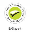 Registered BAS Agent logo