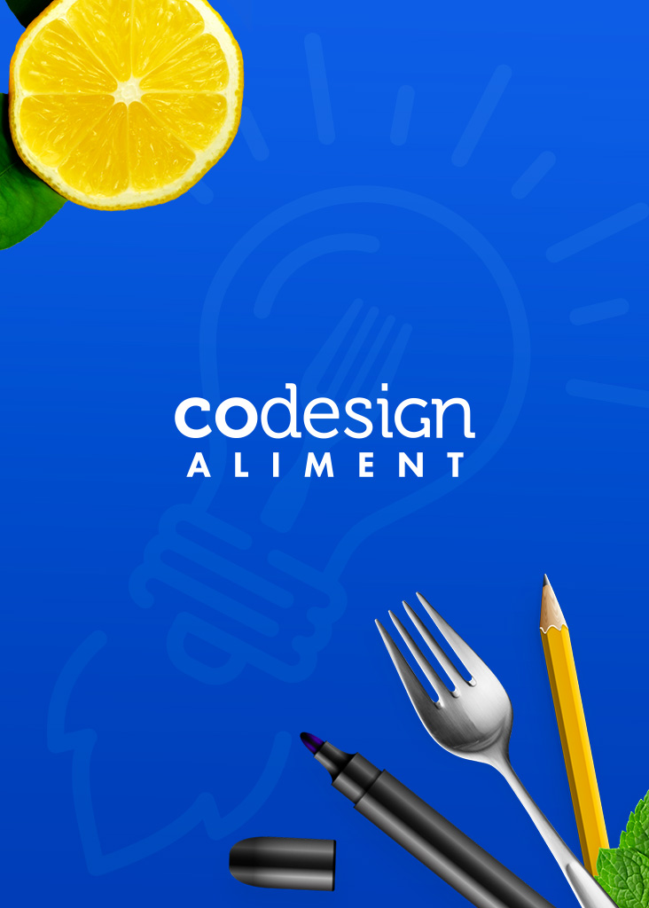 Codesign aliment