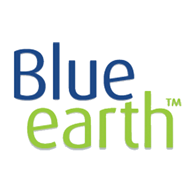 Blue Earth logo