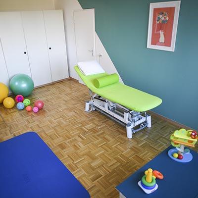 Physiothérapie pédiatrique