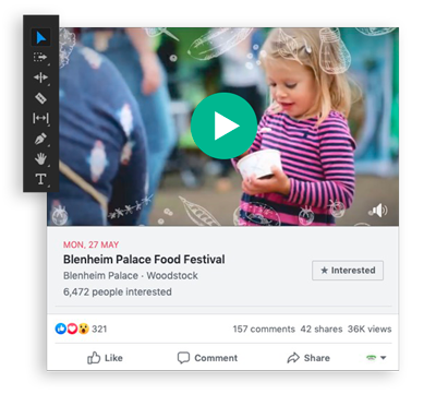 Facebook Video Advert
