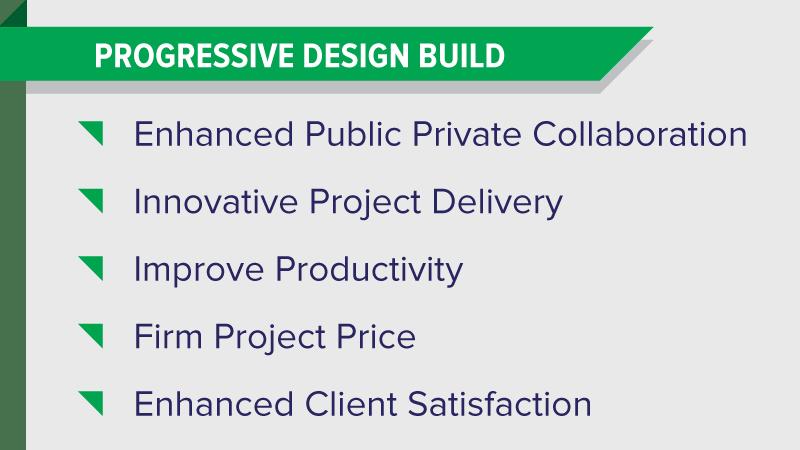 Progressive Design Build