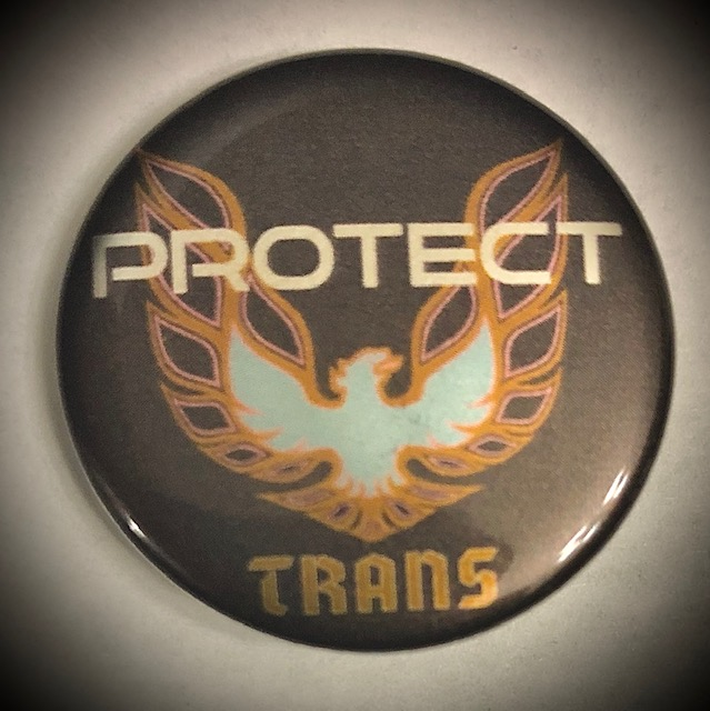 PROTECT TRANS BUTTON