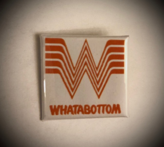 WHATBOTTOM Button