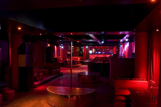 Nightclub&period