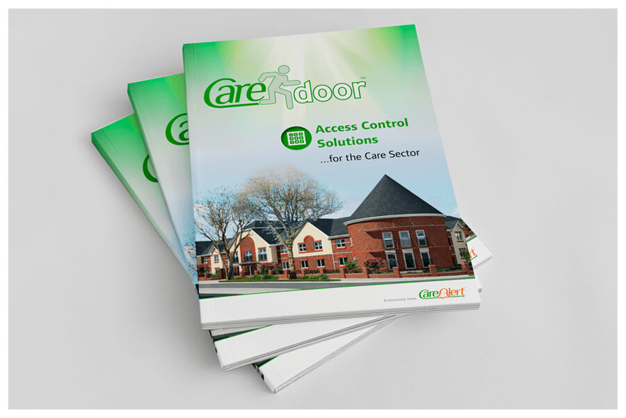 Photo of CareDoor Coventry brochure by Connect Creative Design in Barnsley