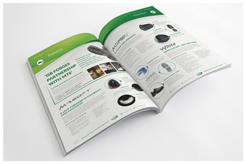 Photo of Industrial Safety Birmingham product catalogue by Connect Creative Design in Barnsley