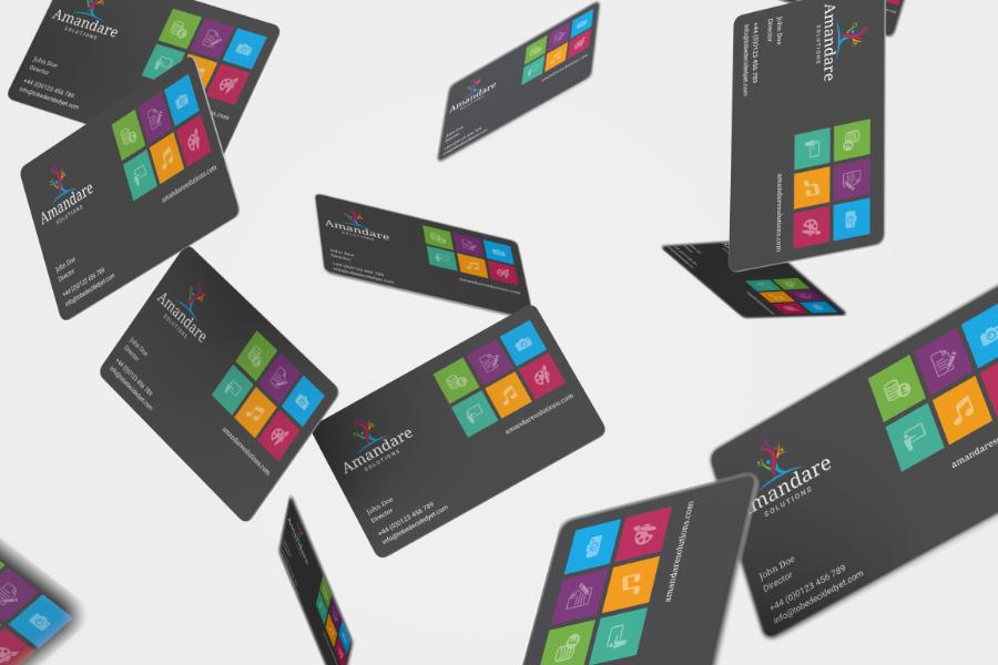 Business card printing Barnsley