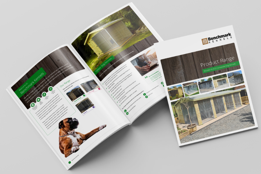 Catalogue designs South Yorkshire