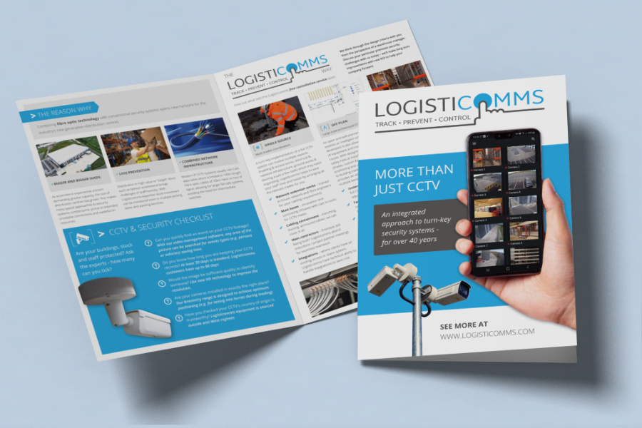 Flyer and leaflet design and printing South Yorkshire
