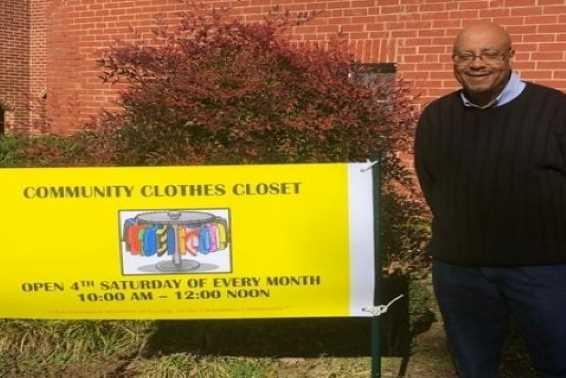 Clemmons Community Clothing Closet