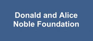 Donald and Alice Noble Foundation