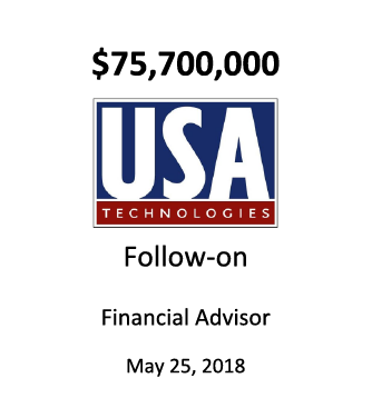 USA Technologies, Inc.