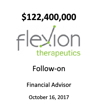 Flexion Therapeutics, Inc.