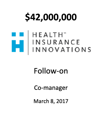 Health Insurance Innovations, Inc.