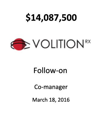 VolitionRx Limited