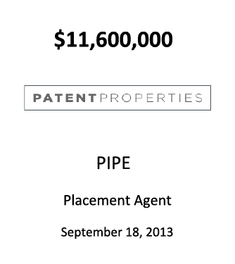 Patent Properties, Inc.