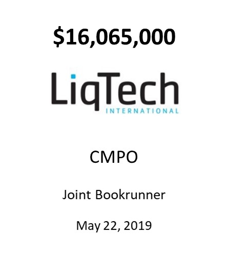 LiqTech International, Inc.