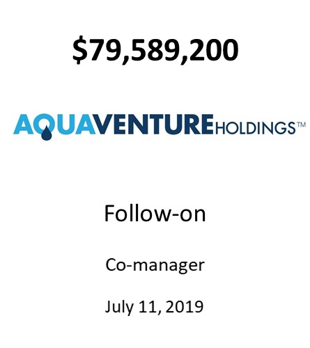 AquaVenture Holdings Limited