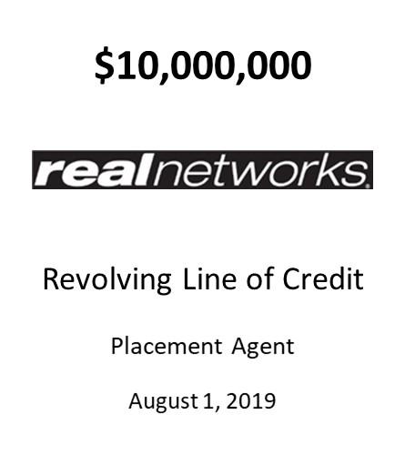 RealNetworks, Inc