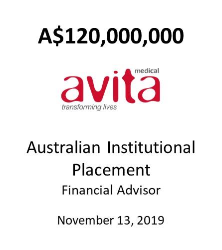 AVITA Medical Limited