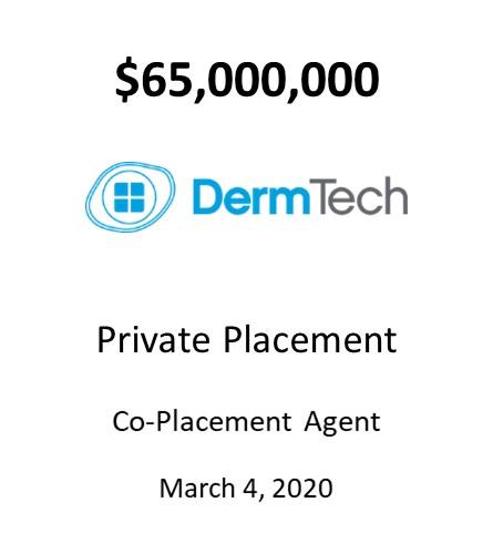 DermTech, Inc.