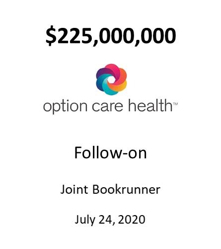 Option Care Health, Inc.