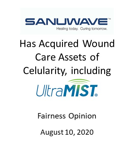 SANUWAVE Health, Inc.