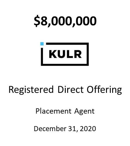 KULR Technology Group, Inc.