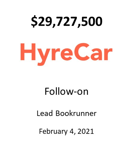 HyreCar, Inc.