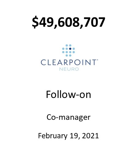 ClearPoint Neuro, Inc.