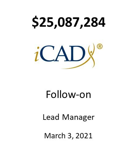 iCAD, Inc.